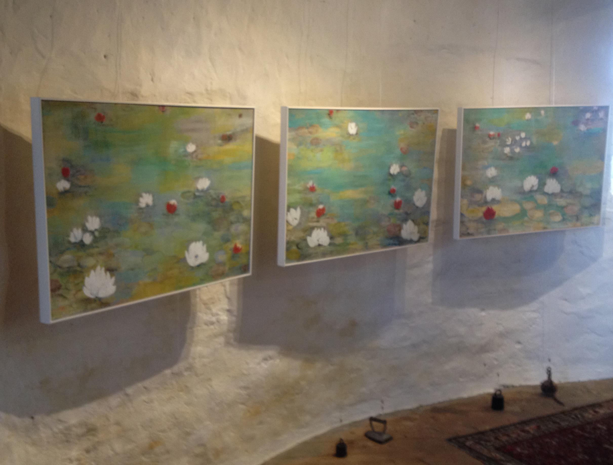3 maal waterwerk-Cherie de Boer